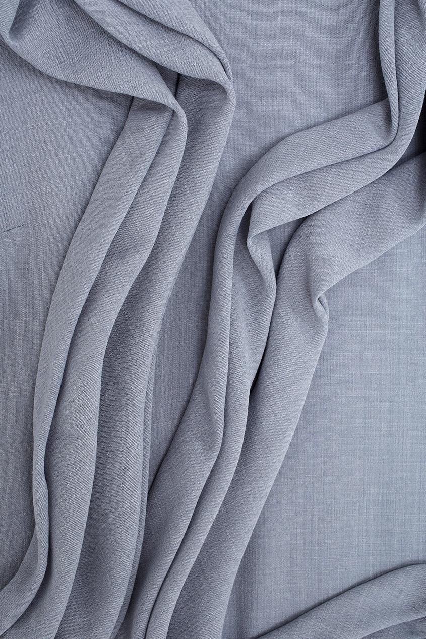 Фото 2 - Шерстяное платье от Alena Akhmadullina серого цвета