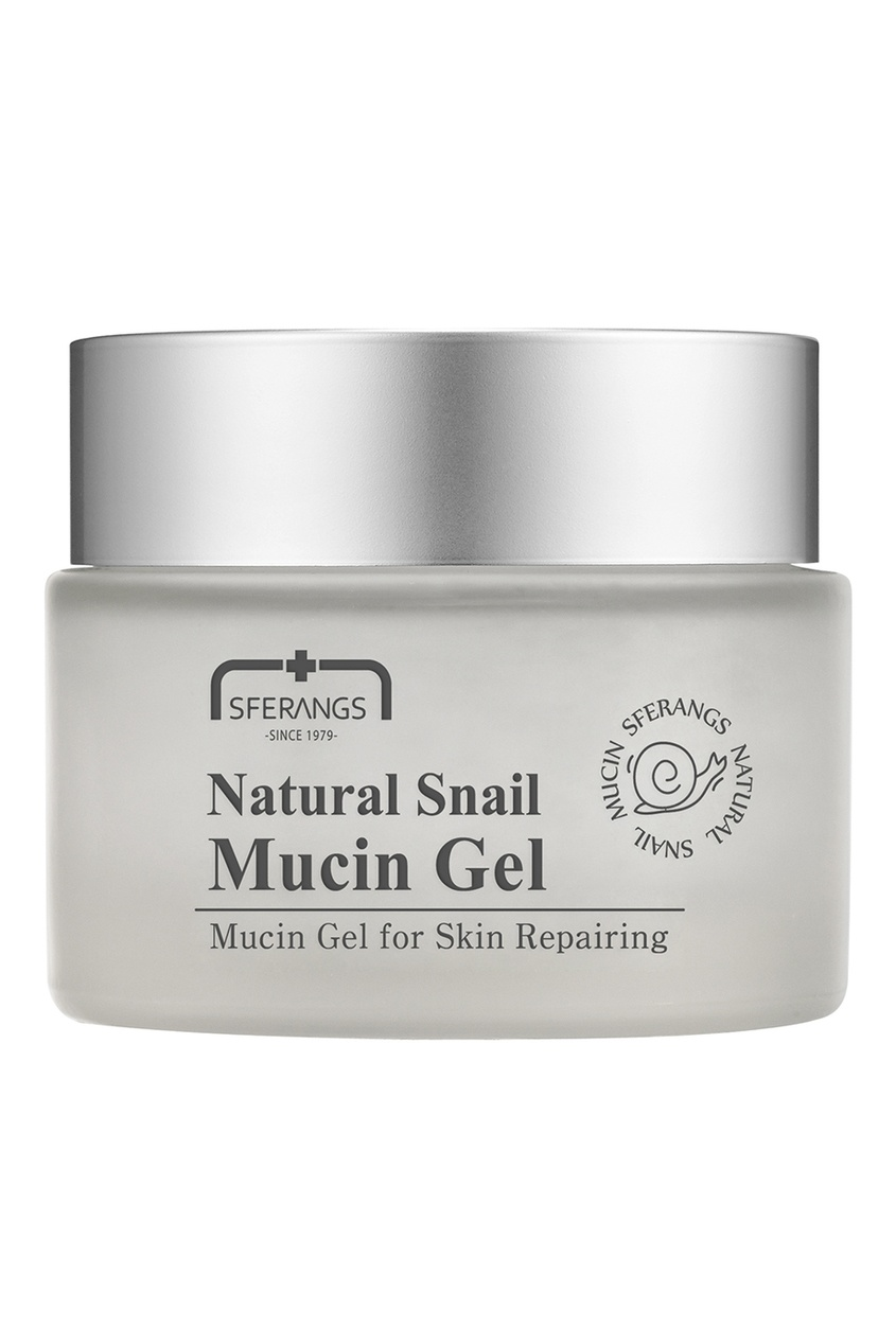 купить Sferangs Гель для лица Natural Snail Mucin 50ml в интернет-магазине