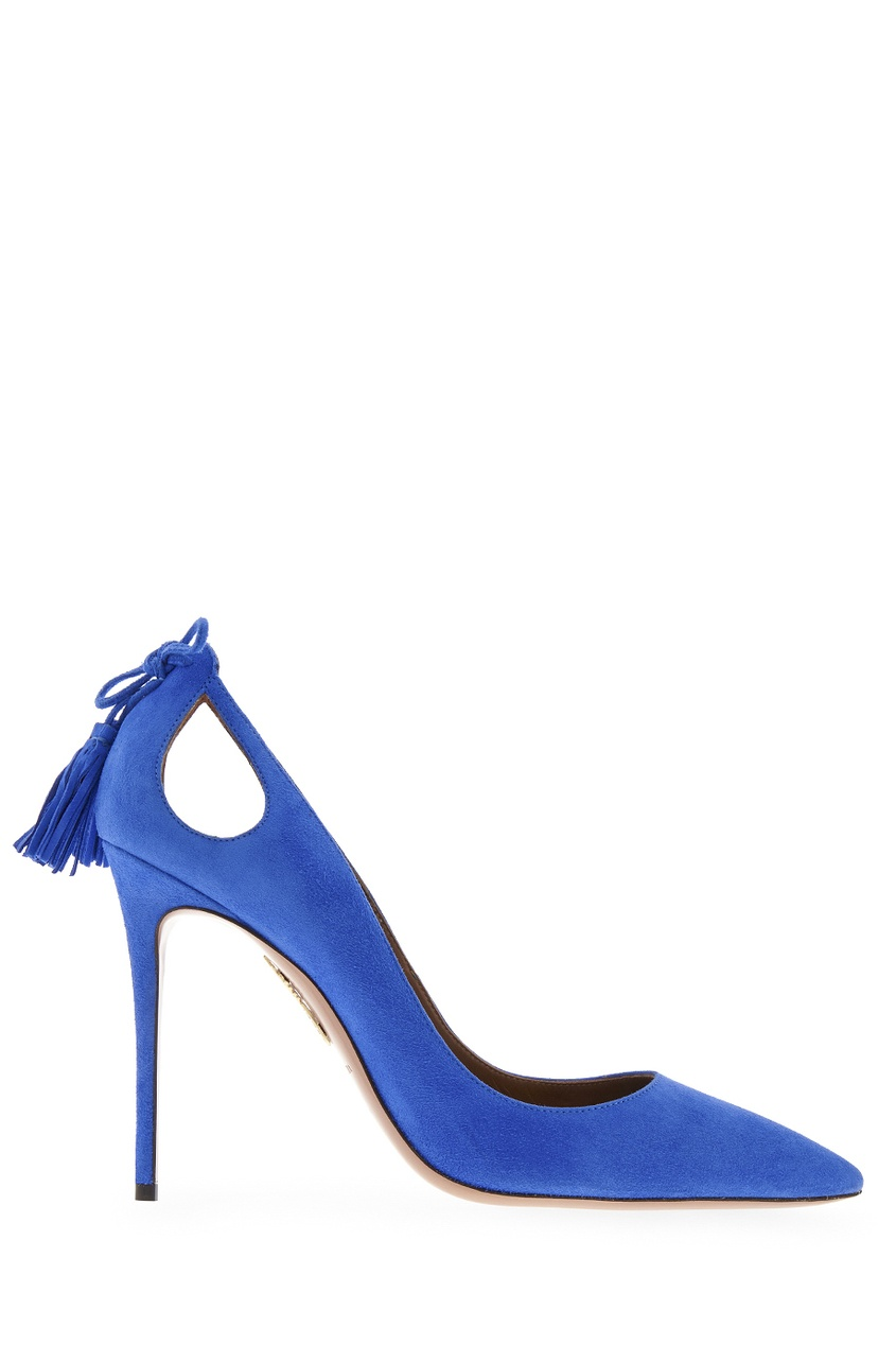 Замшевые туфли Forever Marilyn