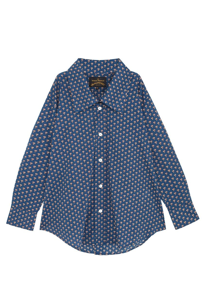 Хлопковая блузка Oversized Dryad