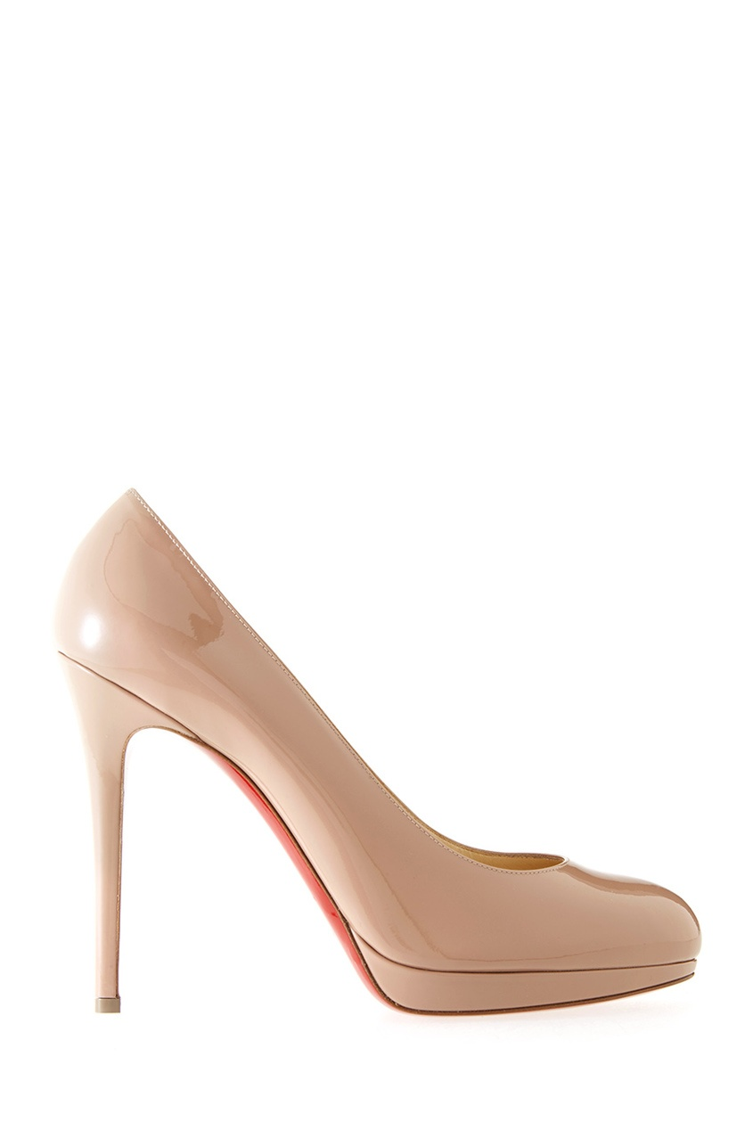 Christian Louboutin ����� �� ������������ ���� New Simple Pump 120