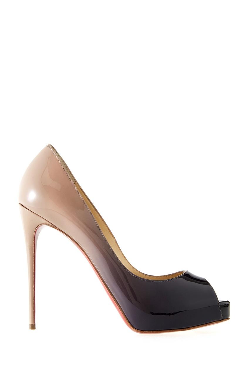 Туфли из лакированной кожи New Very Prive 120