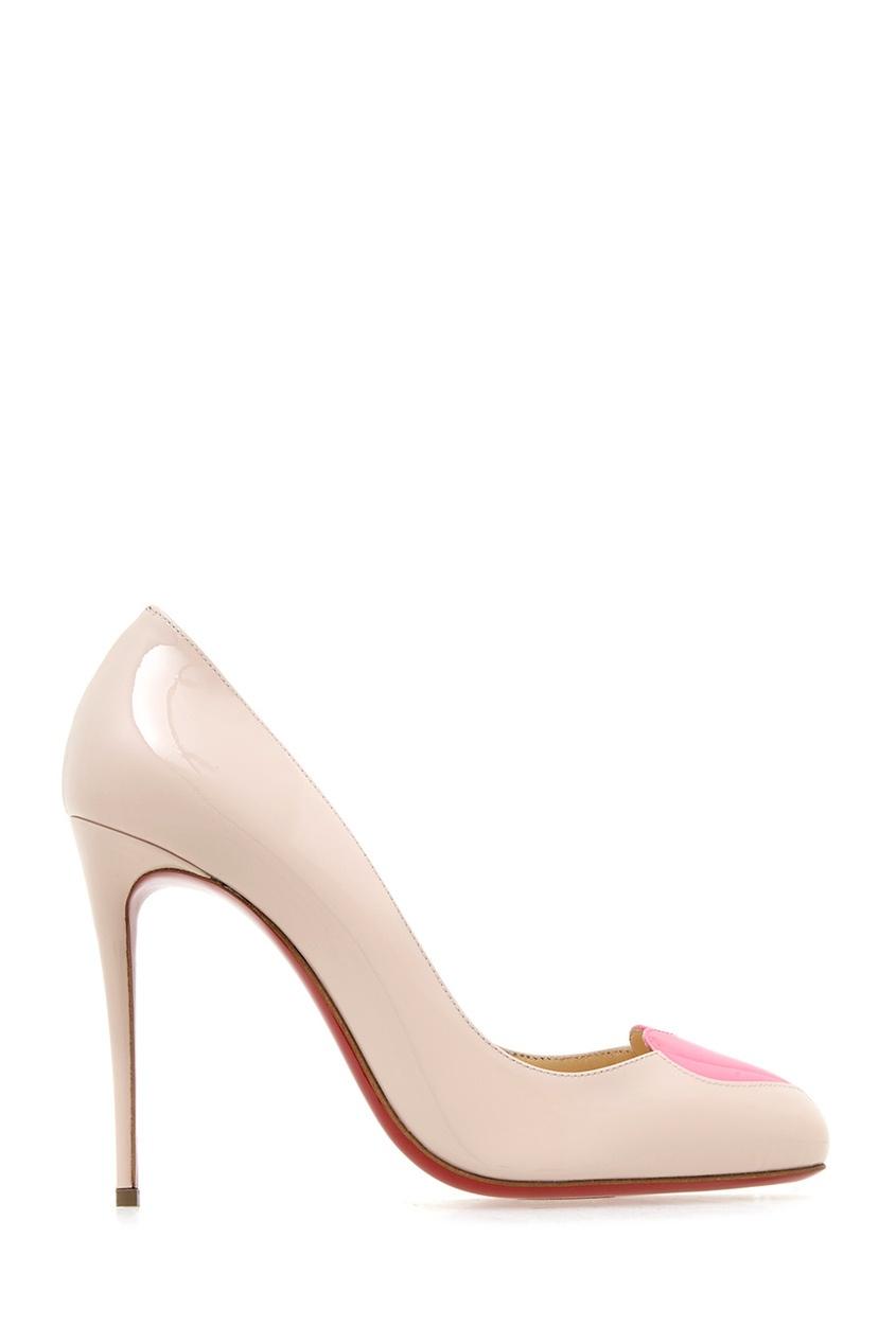Кожаные туфли Doracora 100