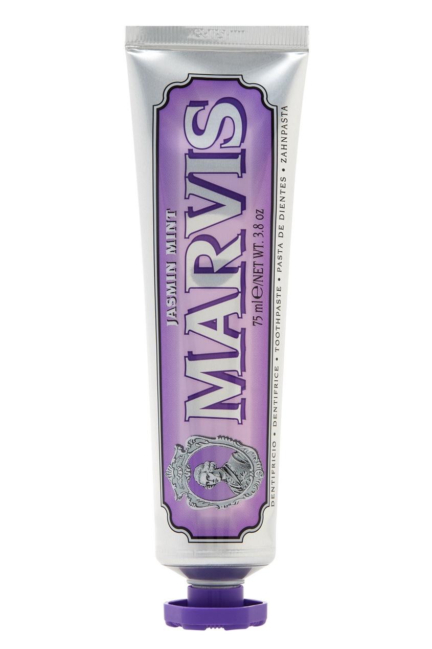 Marvis Зубная паста Мята и Жасмин 75ml marvis зубная паста акватическая мята 75ml