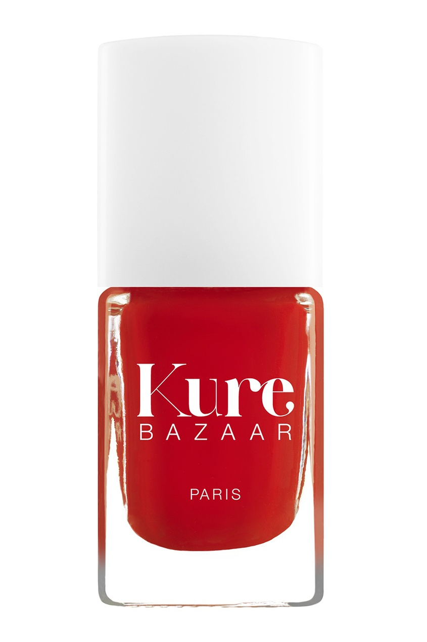 Kure Bazaar Лак для ногтей Rouge Flore 10ml kure bazaar лак для ногтей so vintage 10ml