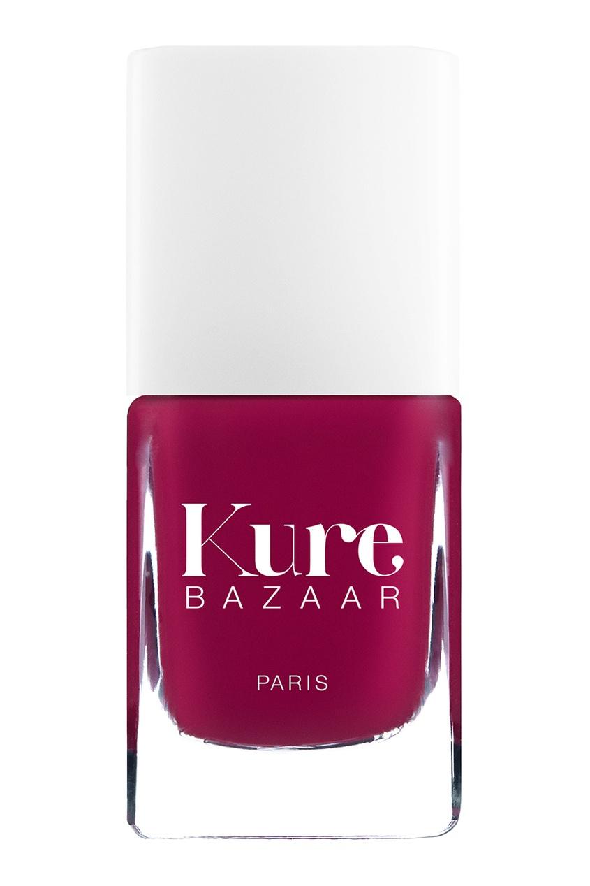 Фото - Лак для ногтей Mademoiselle 10ml от Kure Bazaar розового цвета