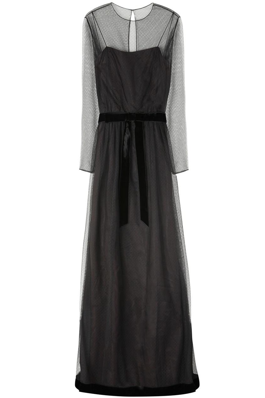Шелковое платье (60-е)