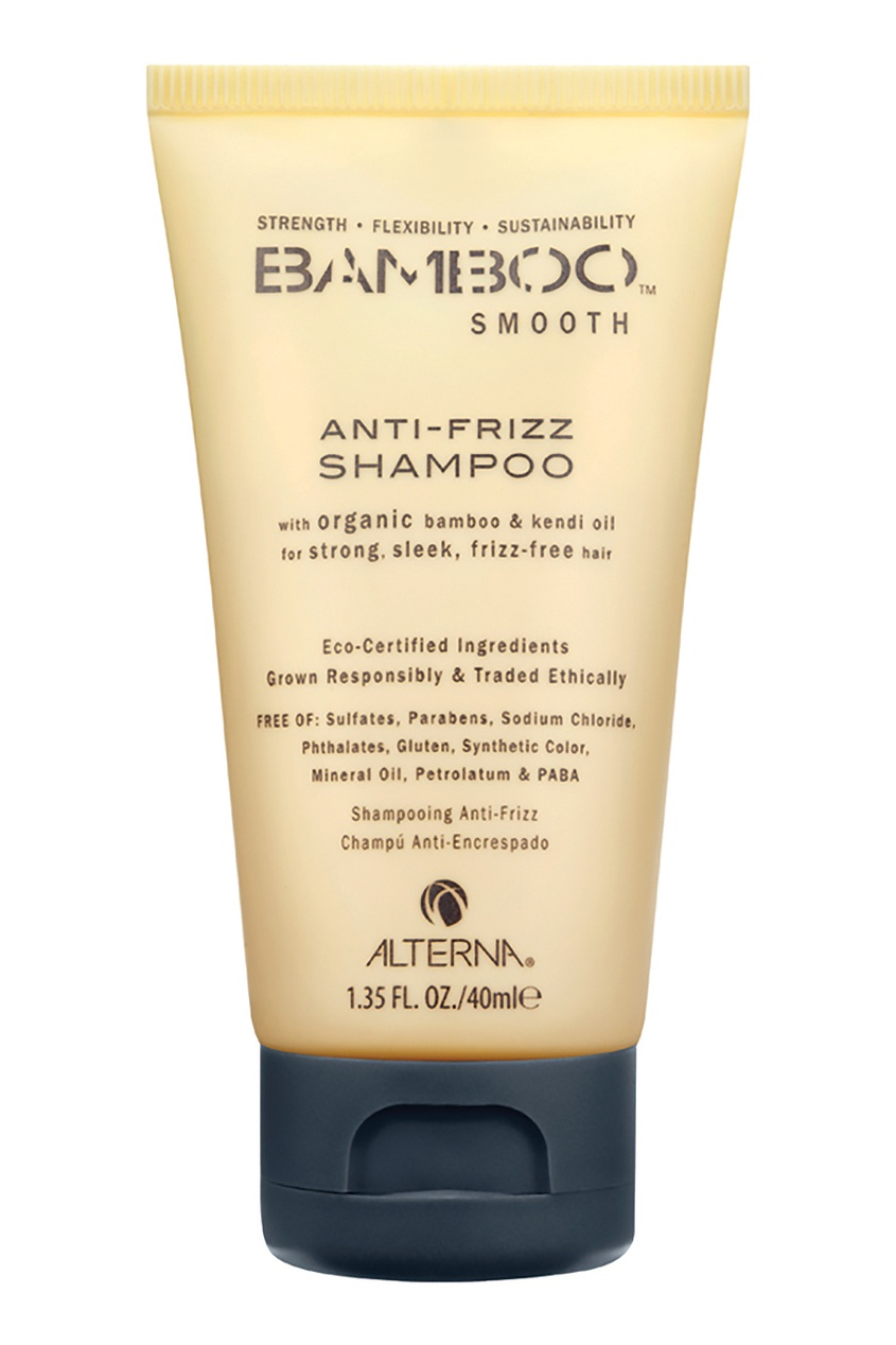 Alterna Полирующий шампунь Bamboo Smooth Anti-Frizz 40ml