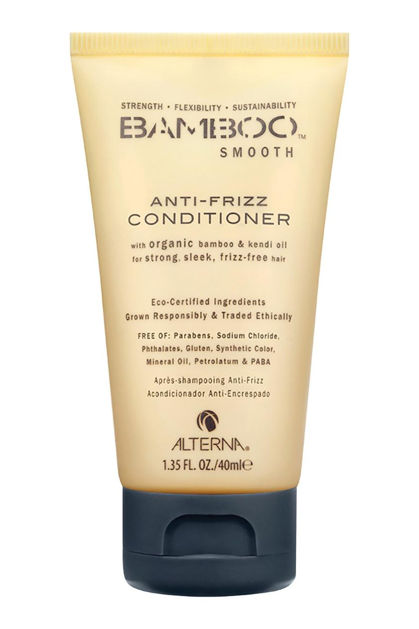 Полирующий кондиционер для волос Bamboo Smooth Anti-Frizz 40ml