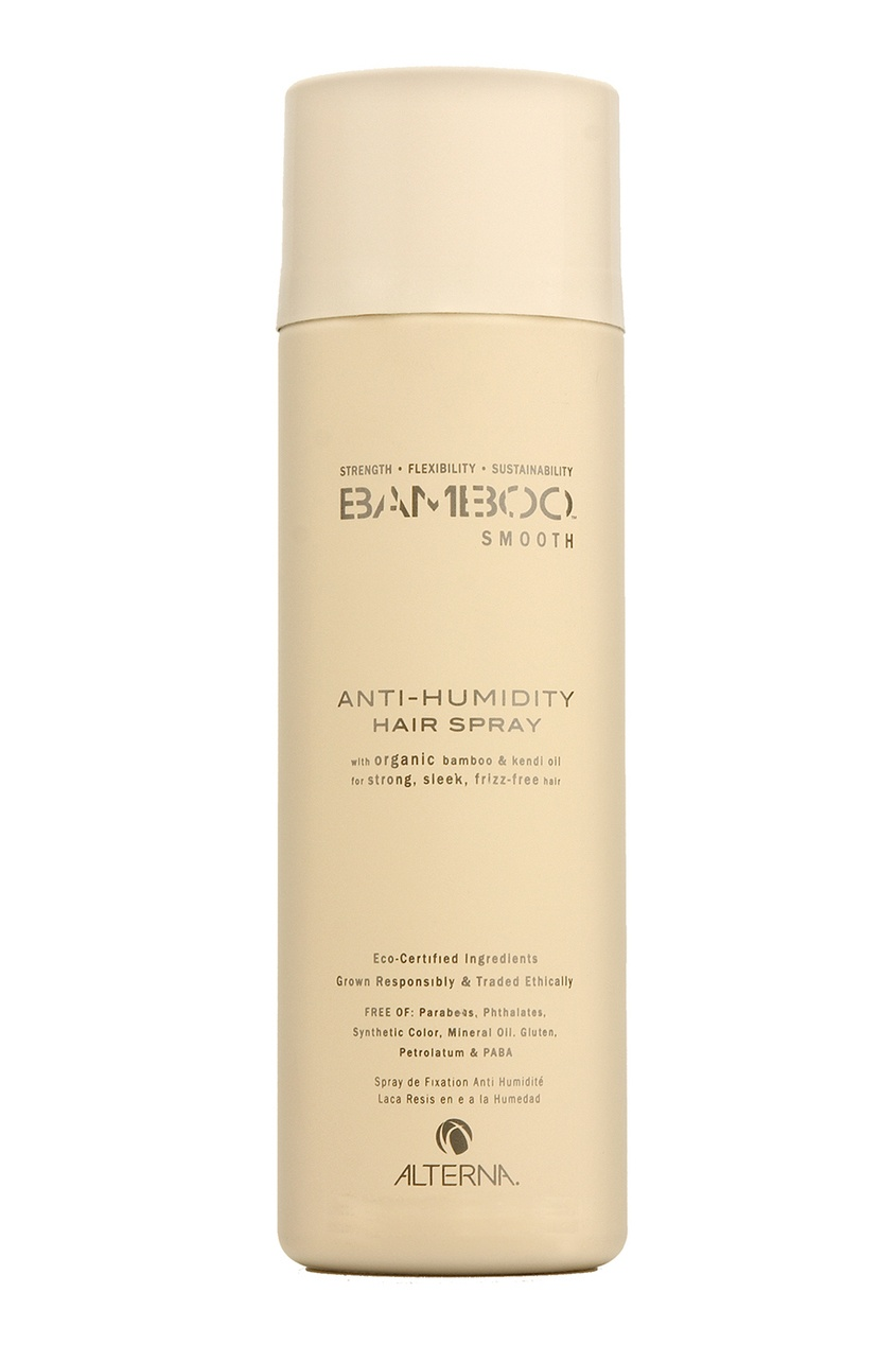 Alterna Полирующий лак для волос Bamboo Smooth Anti-Humidity 250ml alterna bamboo smooth набор bamboo smooth набор