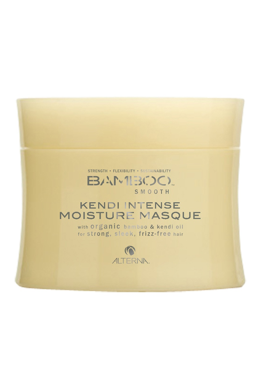 Alterna Полирующая маска Bamboo Smooth Kendi Intensive Moisture 150ml alterna масло для волос bamboo smooth kendi pure treatment 50ml