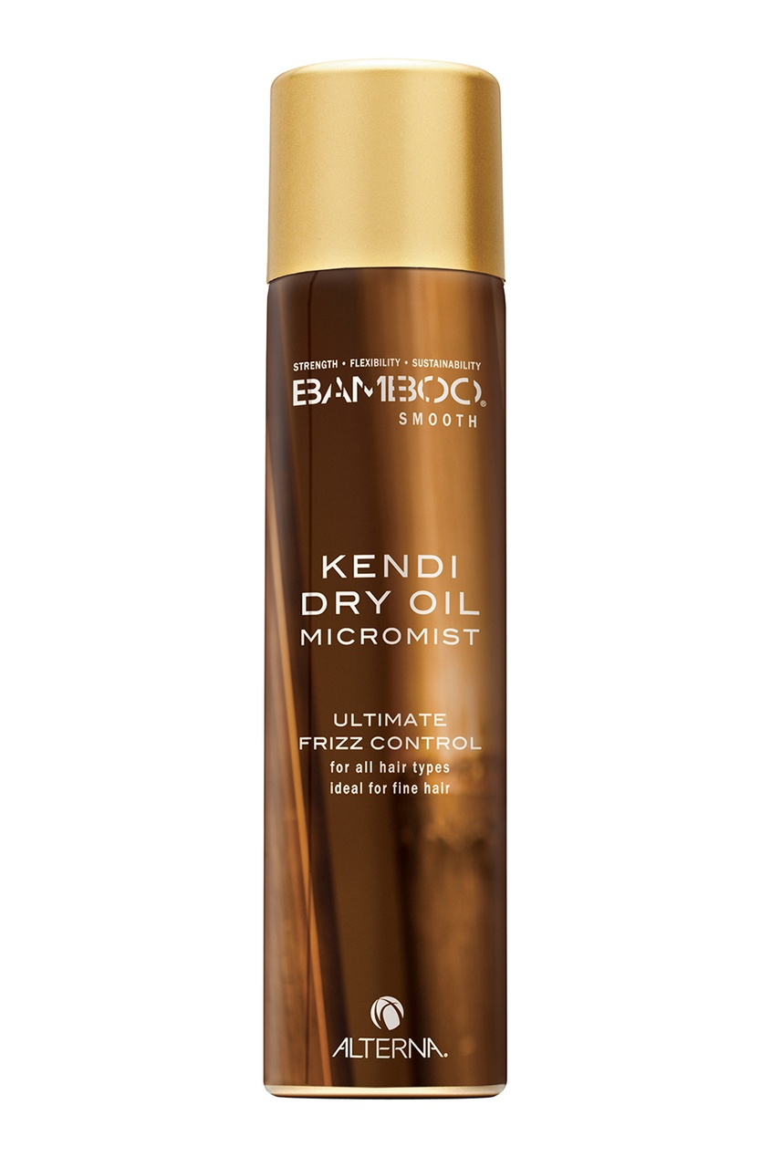 Сухое масло-спрей для тонких волос Bamboo Smooth Kendi Dry Oil Mist 170ml