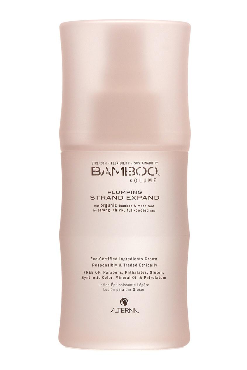 Несмываемый крем для утолщения волос Bamboo Volume Plumping Strand Expand 100ml