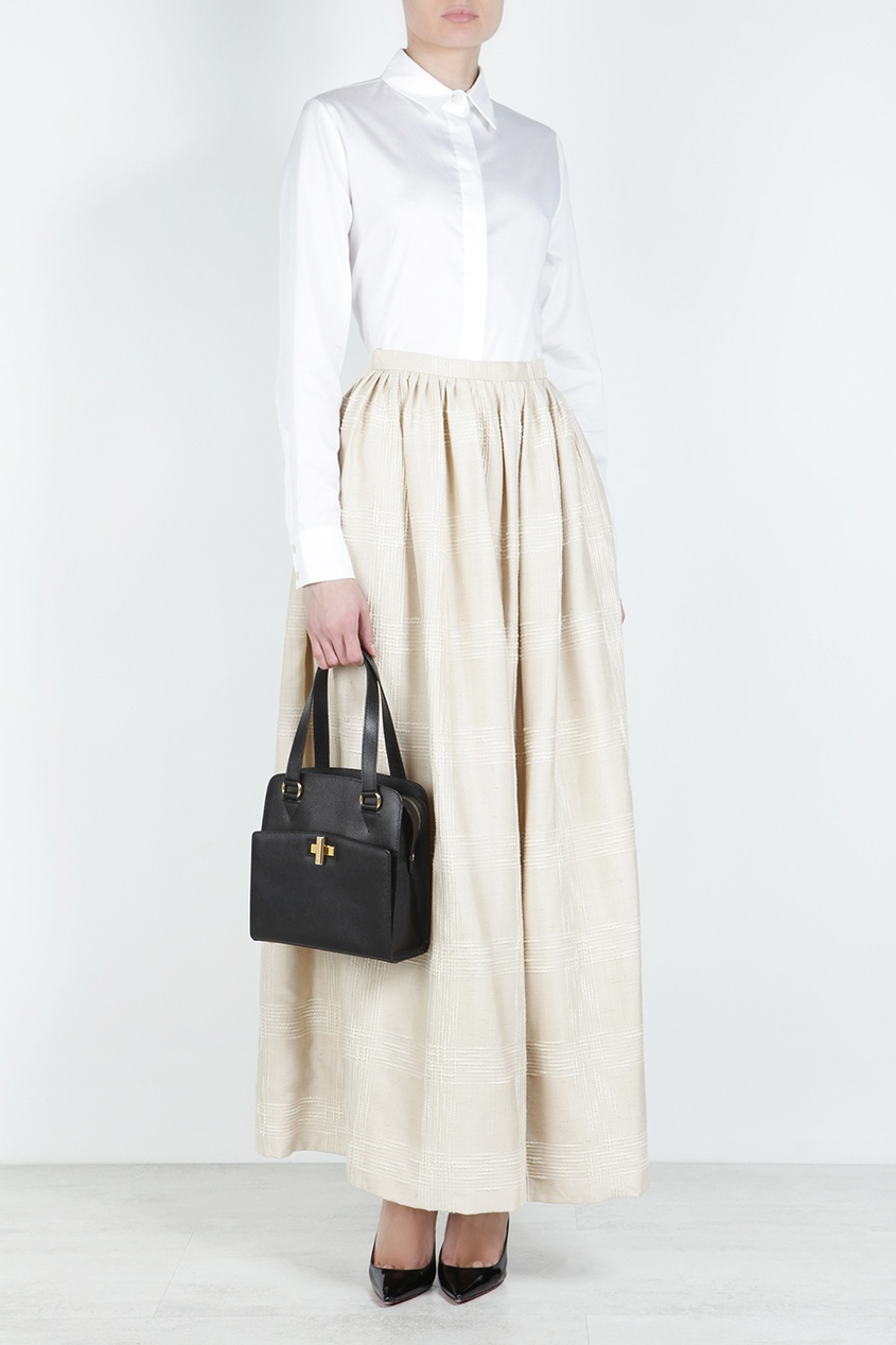 цены Celine Vintage Кожаная сумка (90-е)