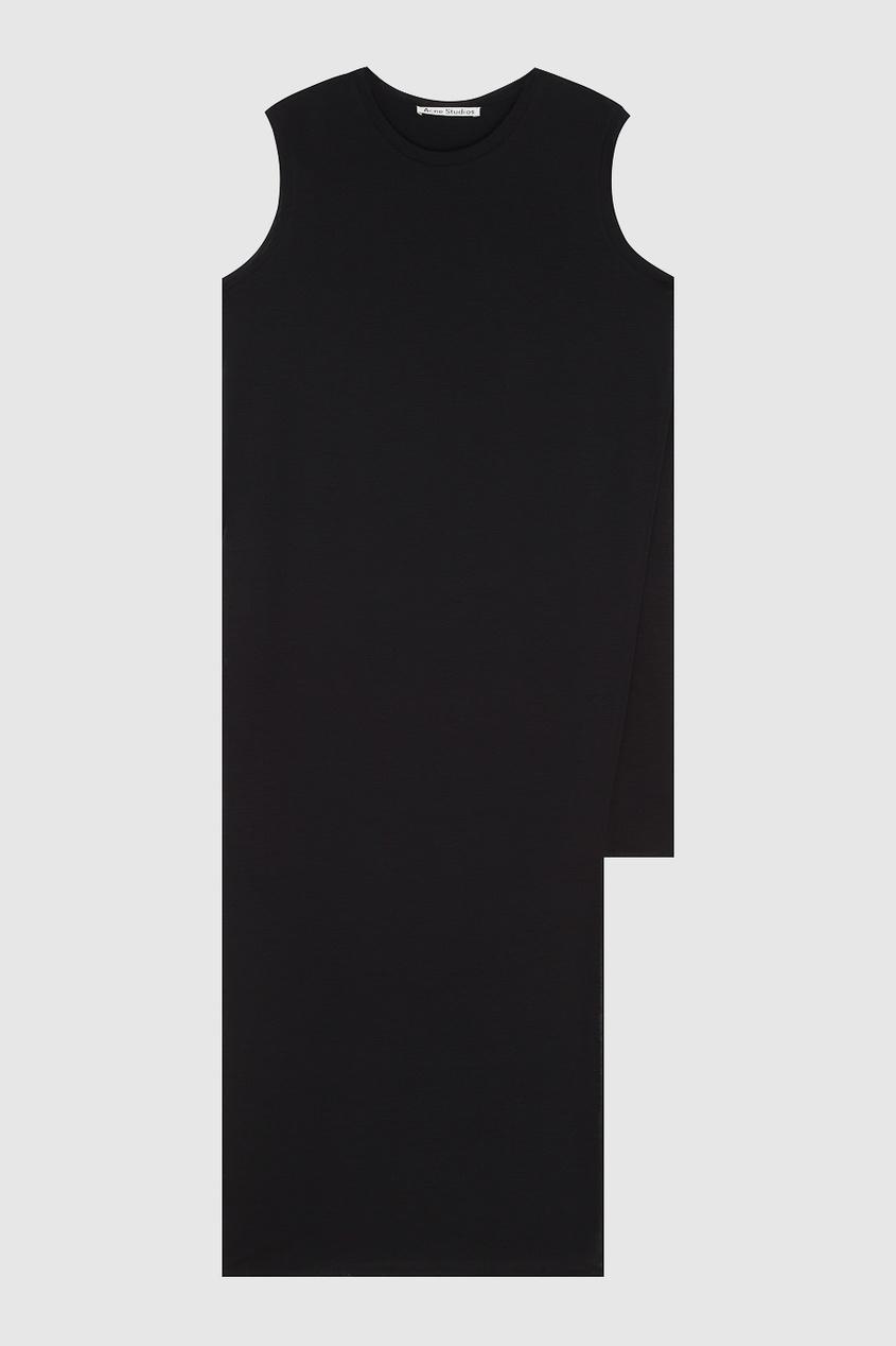 Однотонное платье Ordelia