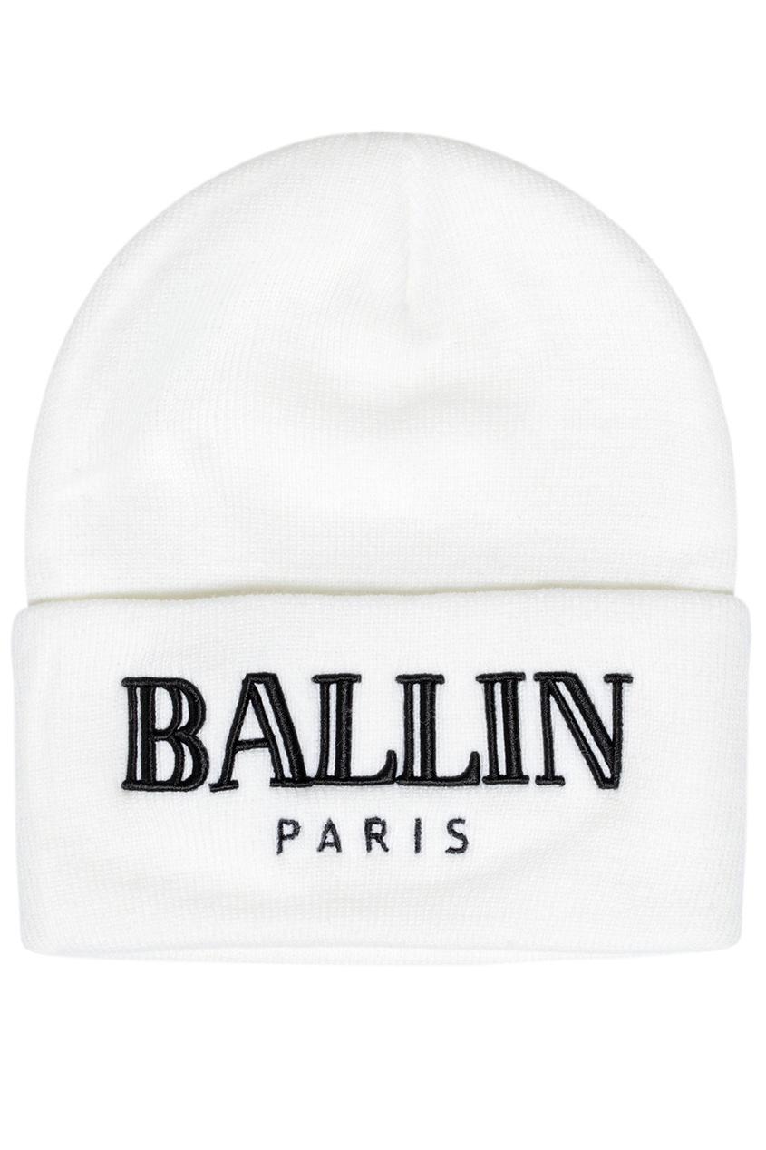 Шапка из искусственной шерсти Ballin