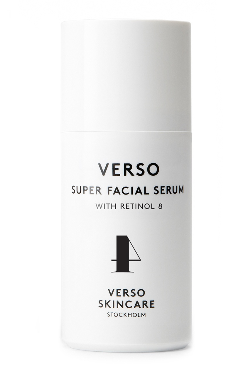 Verso Сыворотка для лица Super Facial Serum 30ml verso сыворотка для ровного цвета лица dark spot fix 15ml