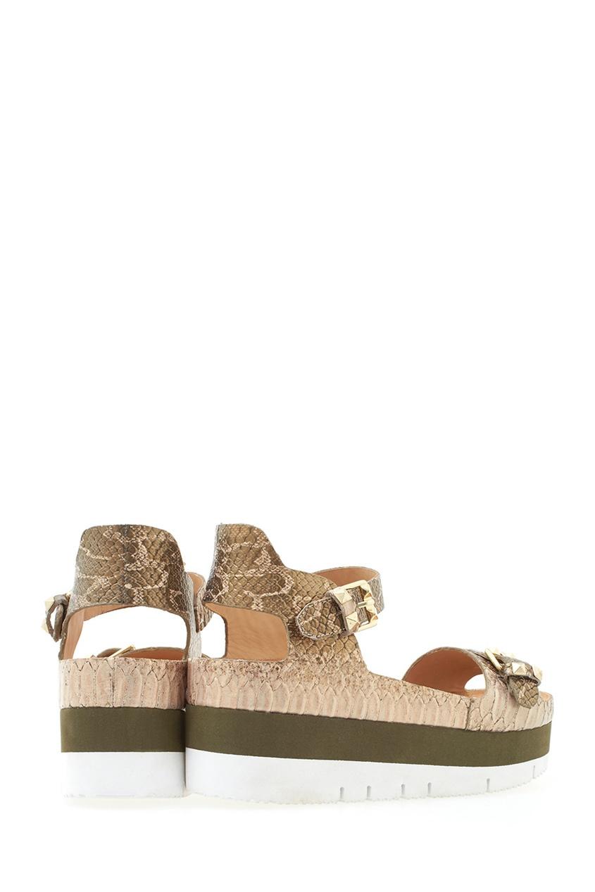 ASH Кожаные сандалии Vera