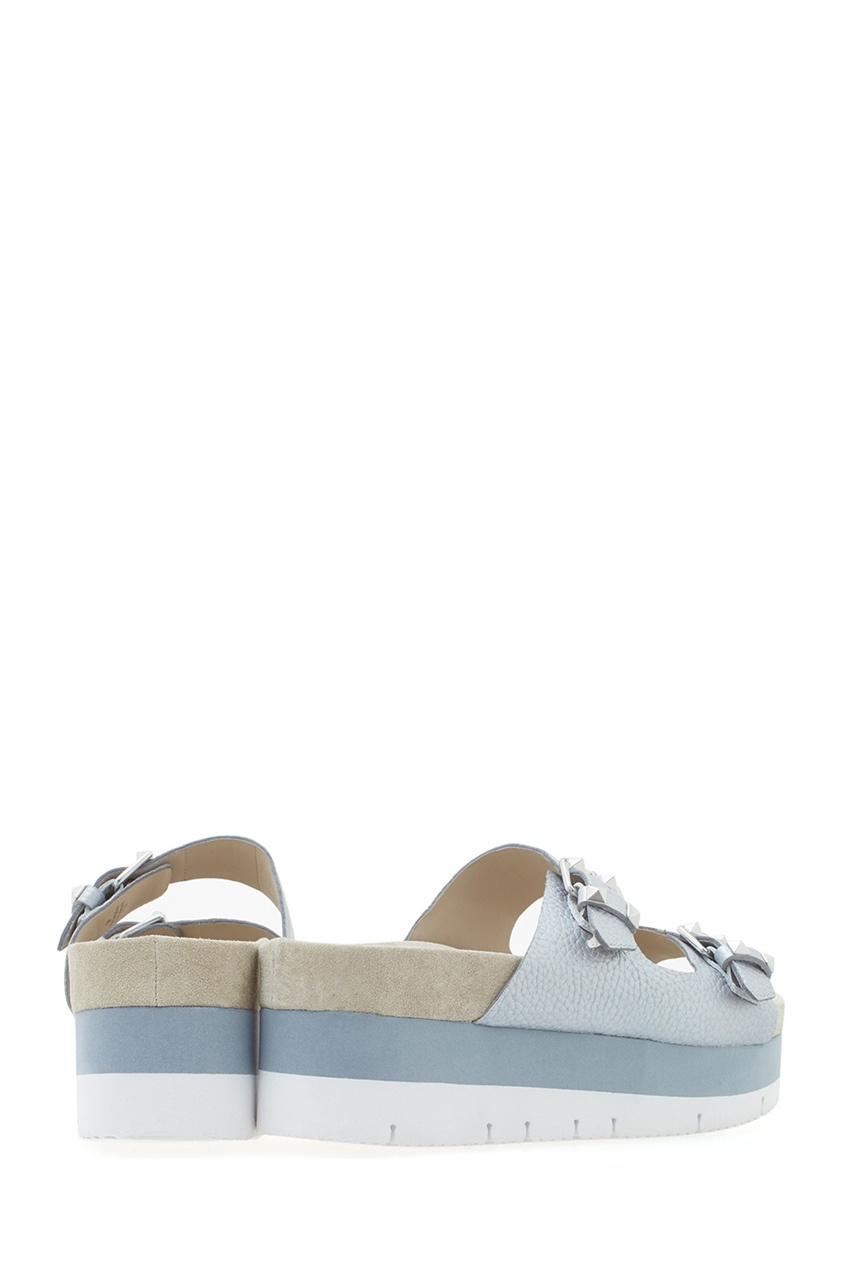 Кожаные сандалии Viola