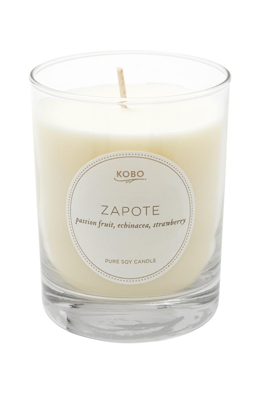 Kobo Candles Ароматическая свеча Zapote 312гр.