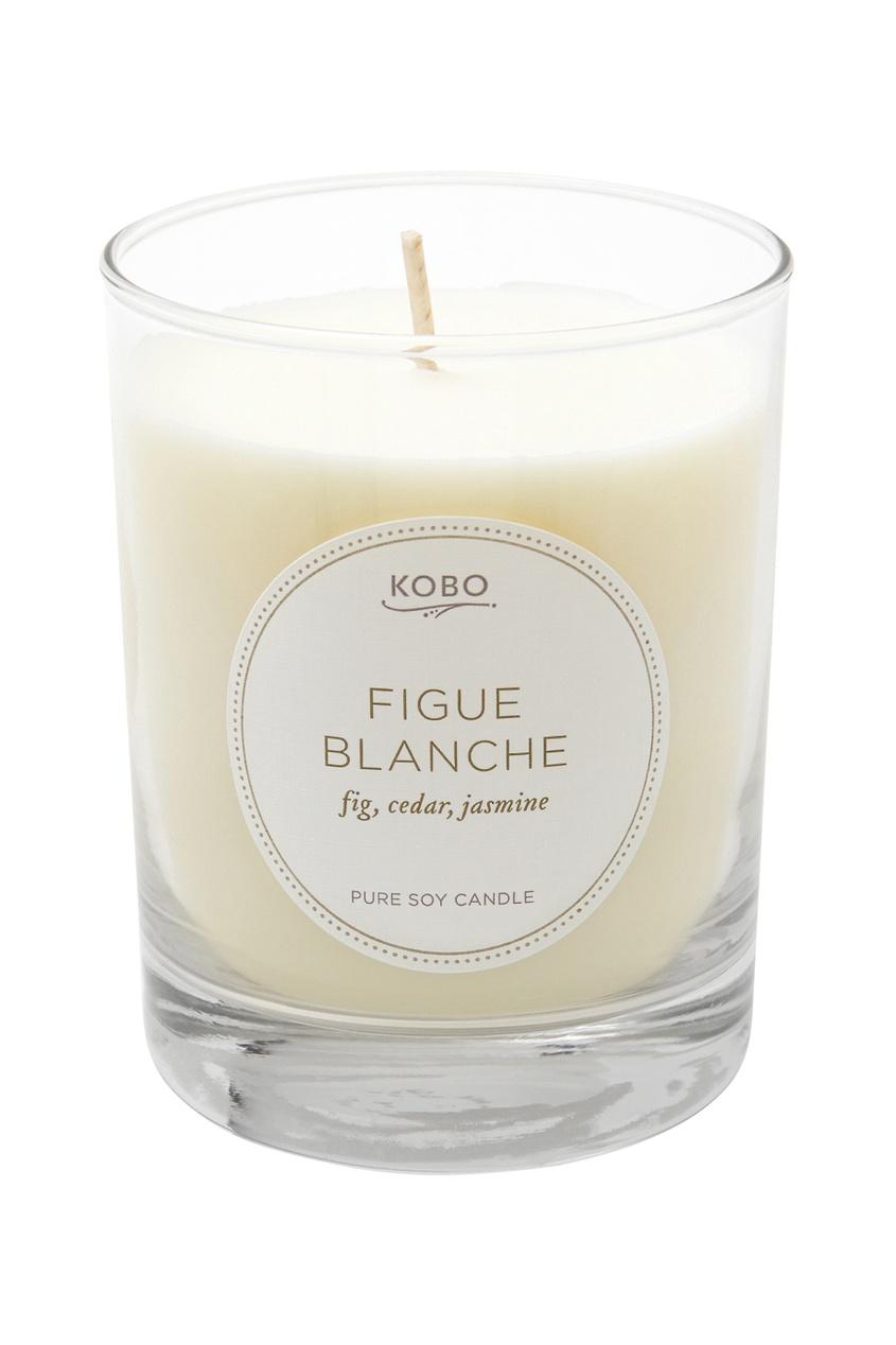 Kobo Candles Ароматическая свеча Figue Blanche 312гр.