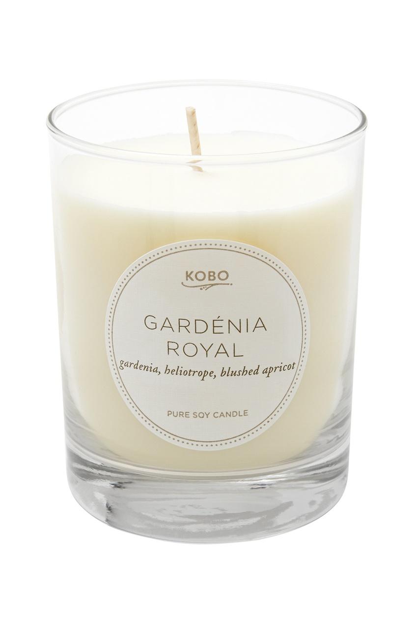 Ароматическая свеча Gardenia Royal 312гр.