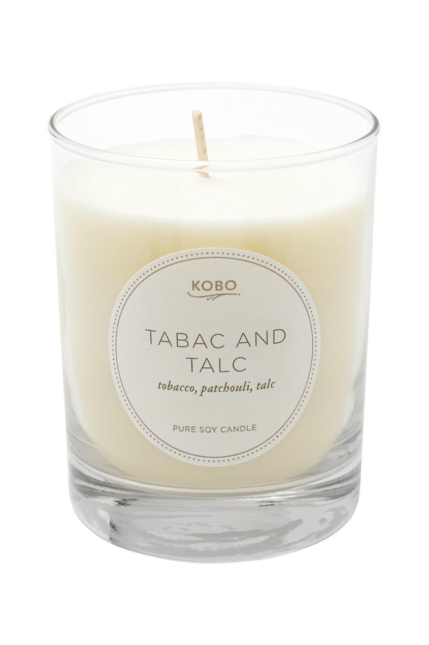 Kobo Candles Ароматическая свеча Tabac and Talc 312гр.