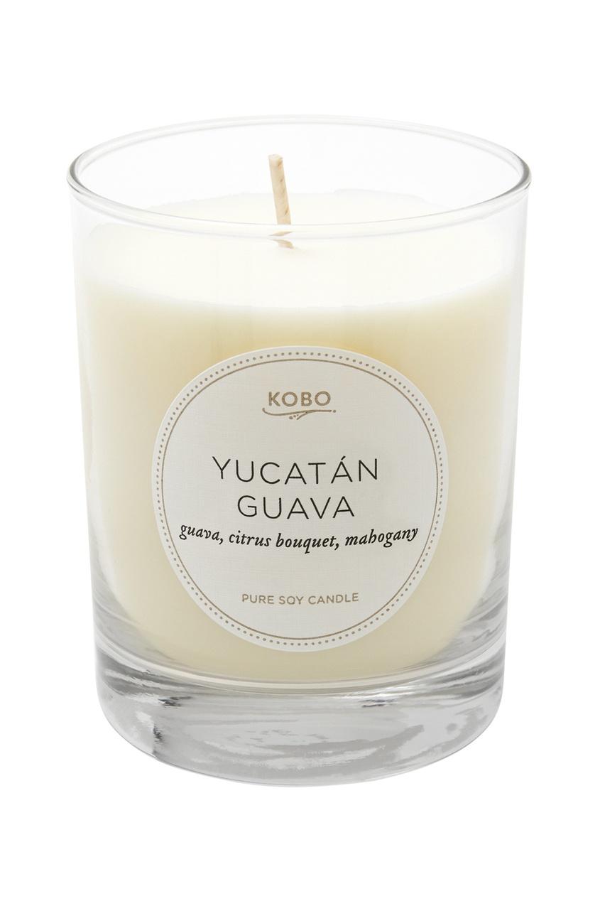Kobo Candles Ароматическая свеча Yucatan Guava 312гр.