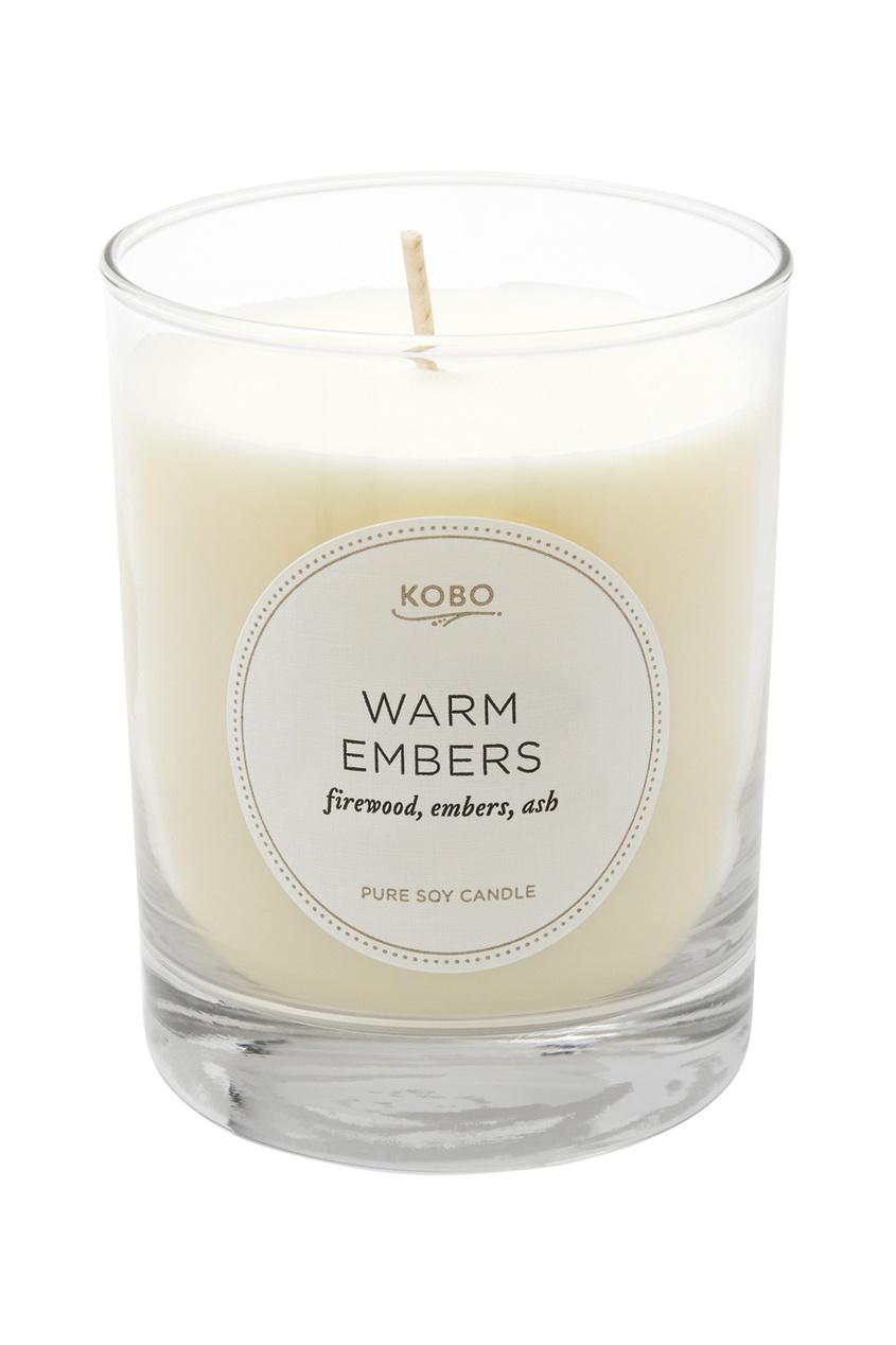 Ароматическая свеча Warm Embers 312гр.