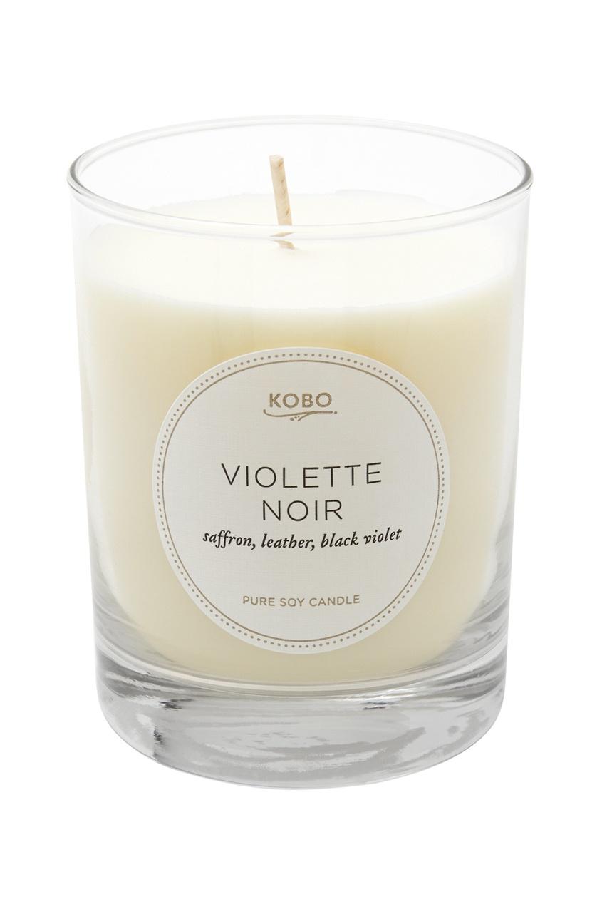 Kobo Candles Ароматическая свеча Violette Noir 312гр.