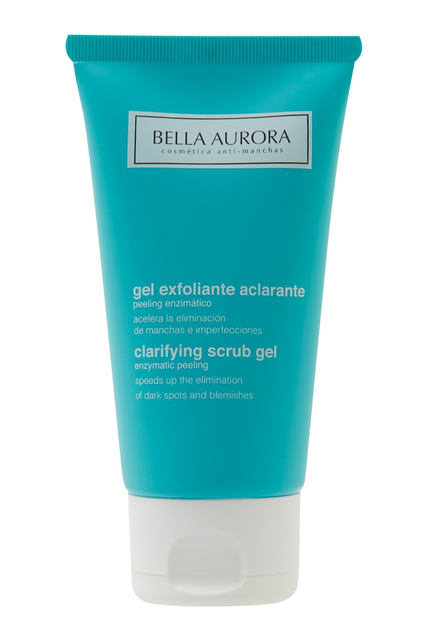 Bella Aurora Гель-скраб для лица Clarifying Scrub Gel 75ml christina fluoroxygen c clarifying scrub очищающий скраб 75 мл