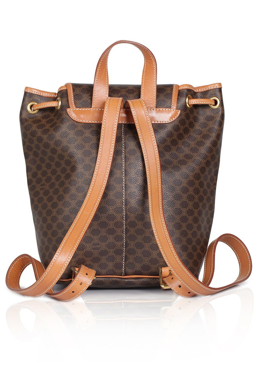 Кожаный рюкзак (90-е)