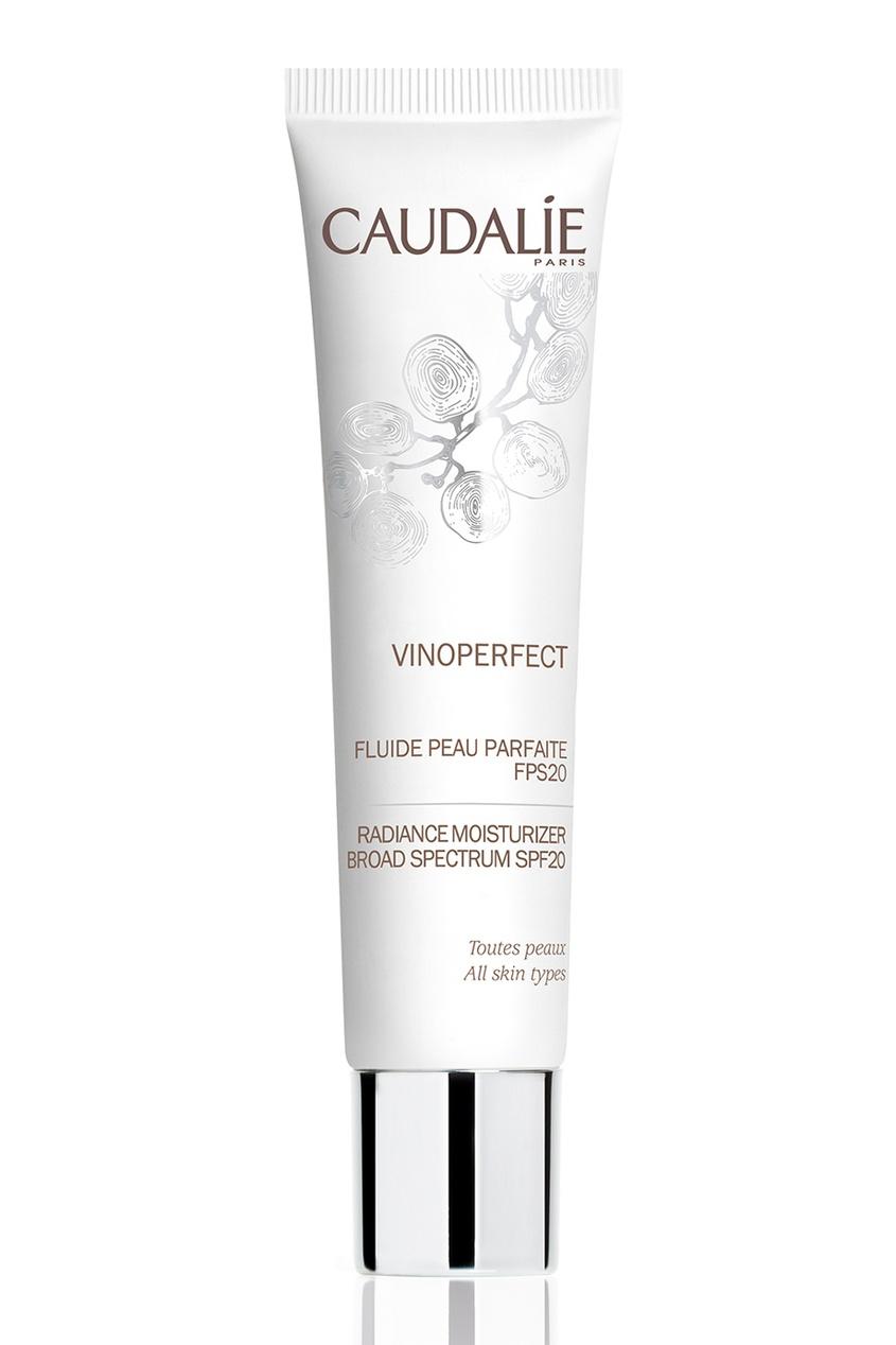 Флюид для лица «Совершенная кожа» SPF20 Vinoperfect 40ml