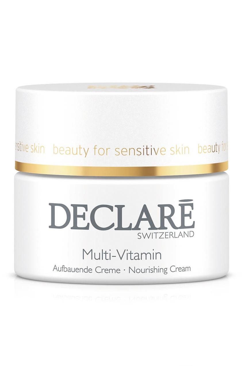 Declare Питательный крем для лица Nourishing Multi-Vitamin 50ml крем для лица витамины а е в аптеке