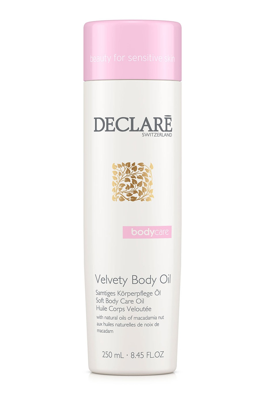 Declare Масло для тела «Прикосновение бархата» Velvety Body Oil 250ml