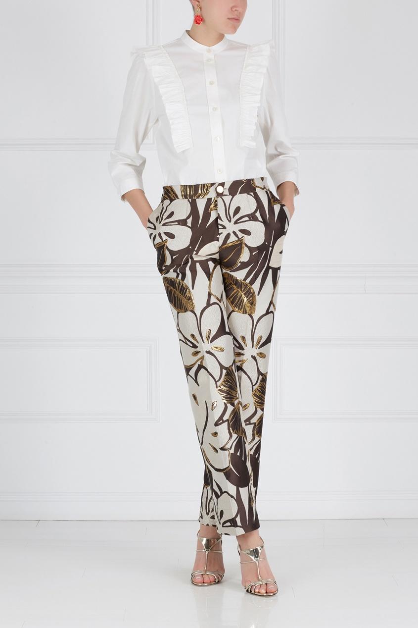Marc Jacobs Хлопковая блузка