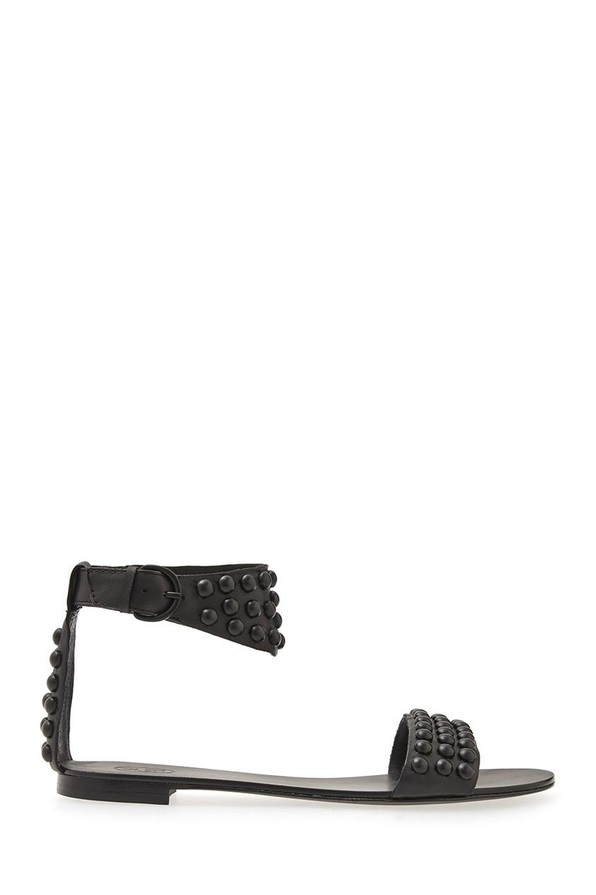 Кожаные сандалии Monoi