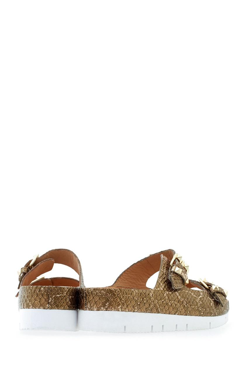 Кожаные сандалии Tilda