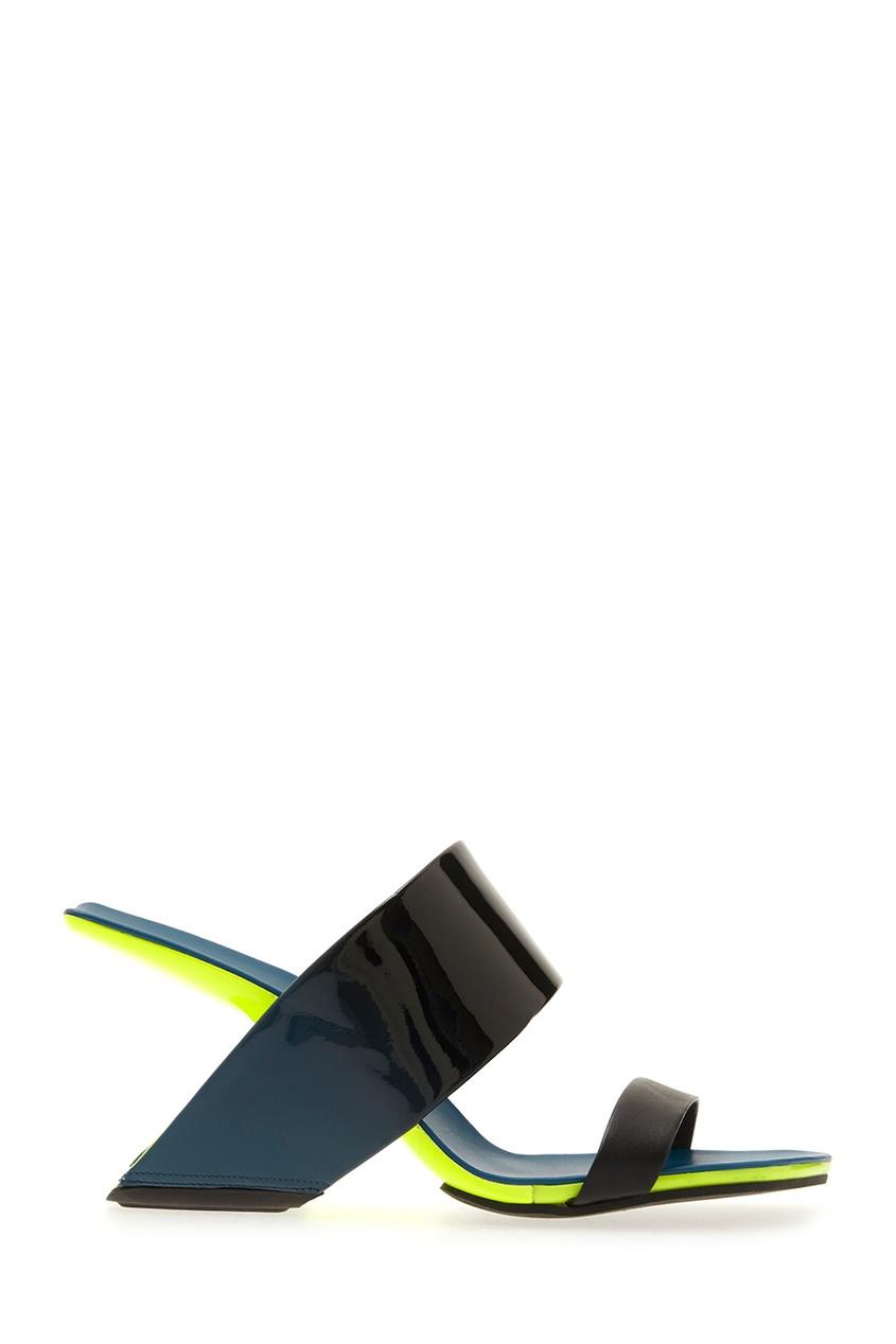 Кожаные сандалии Loop Hi
