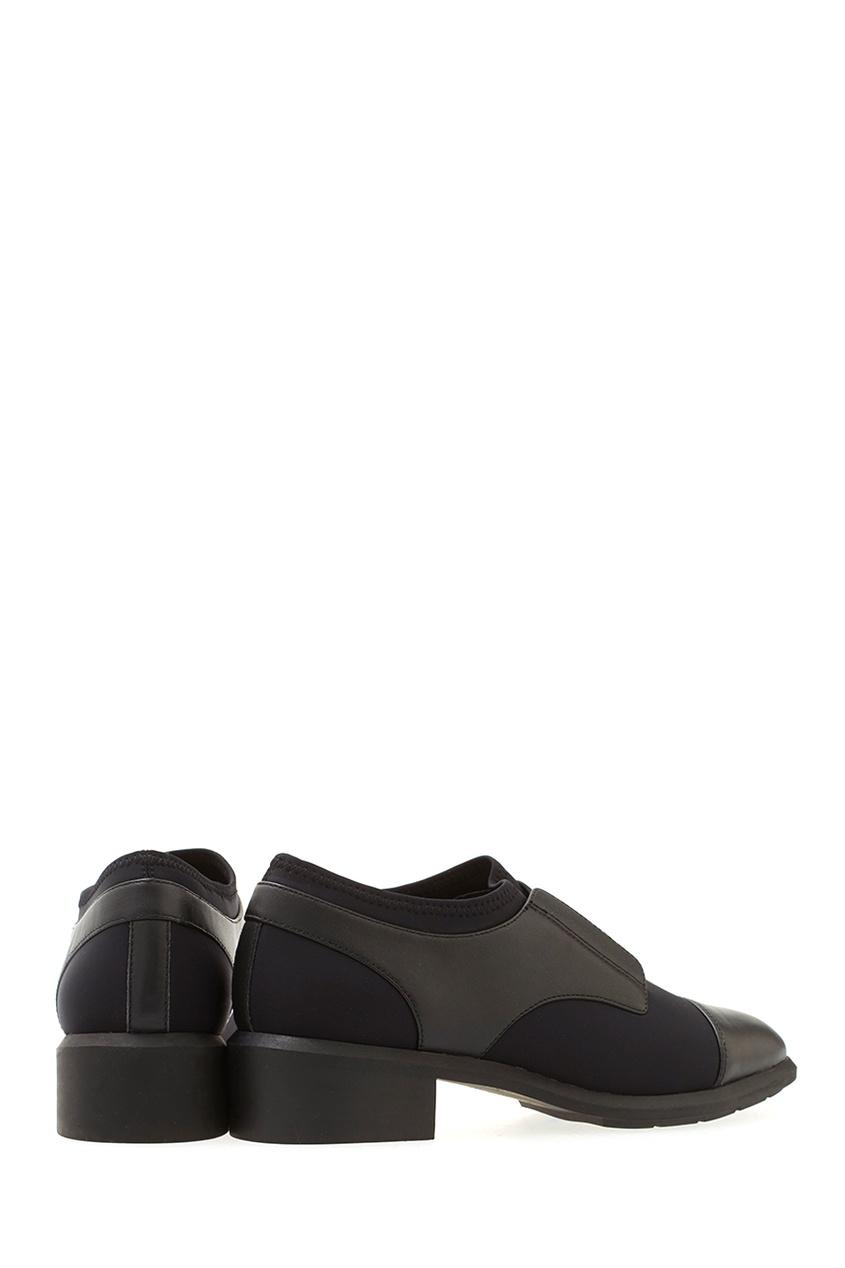 Кожаные ботинки Rosa Oxford
