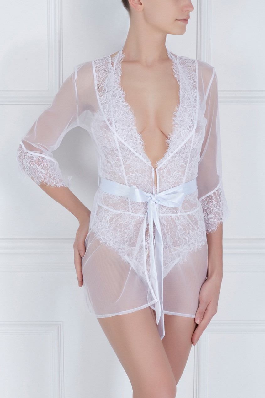 L'Agent by Agent Provocateur Халат Idalia