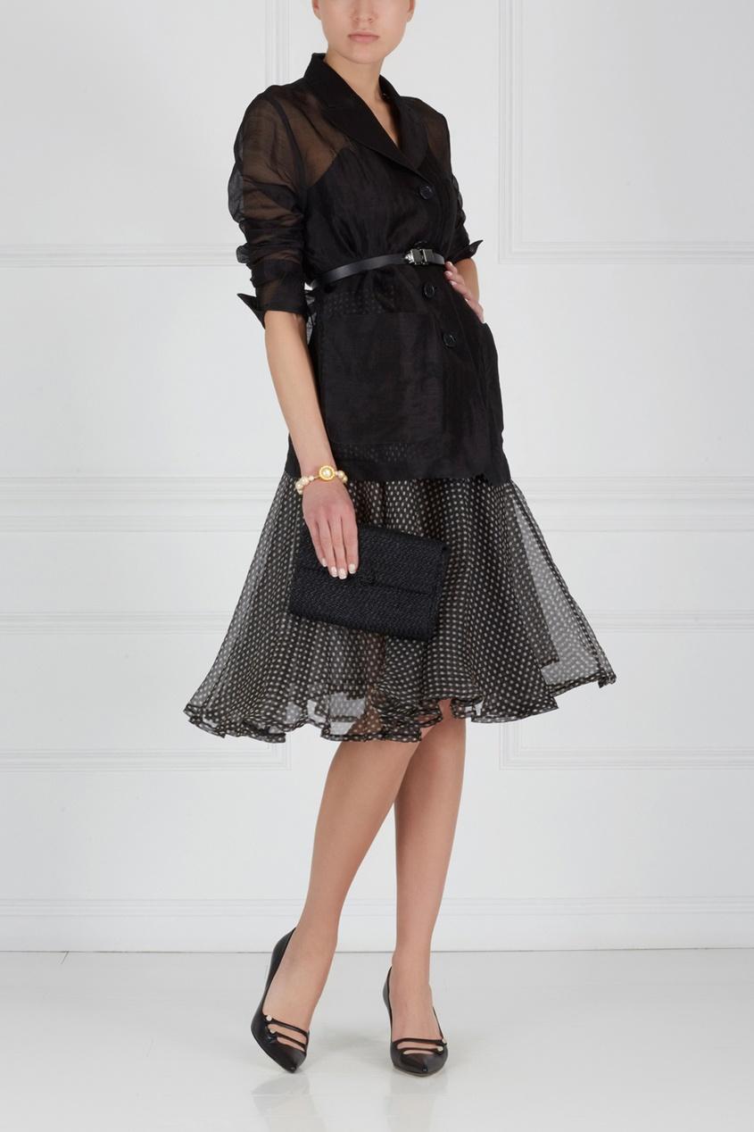 Шелковая юбка (90-е)