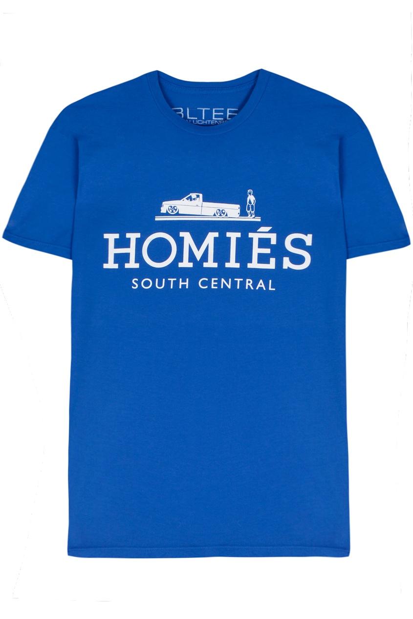 Brian Lichtenberg Хлопковая футболка Homies