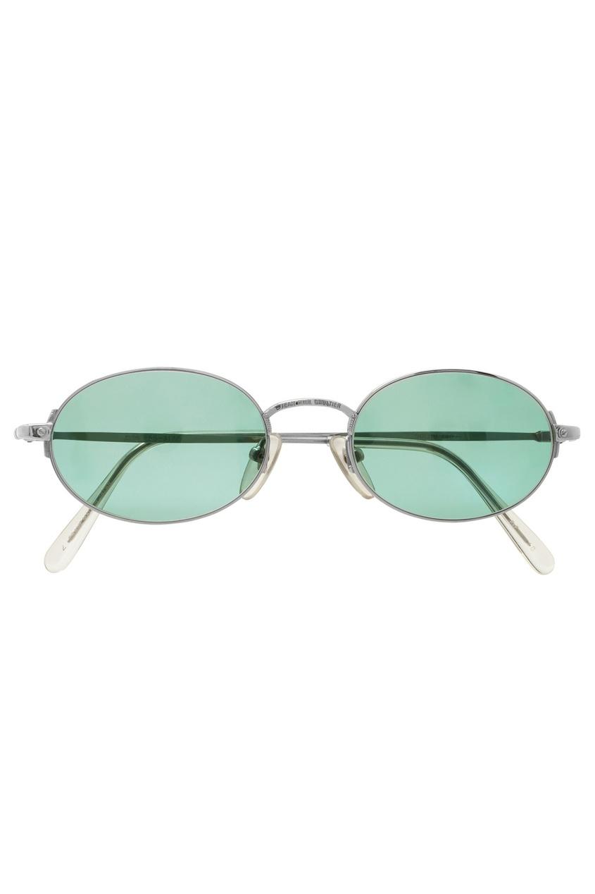 Jean Paul Gaultier Vintage Солнцезащитные очки jean paul gaultier vintage куртка из денима 90е