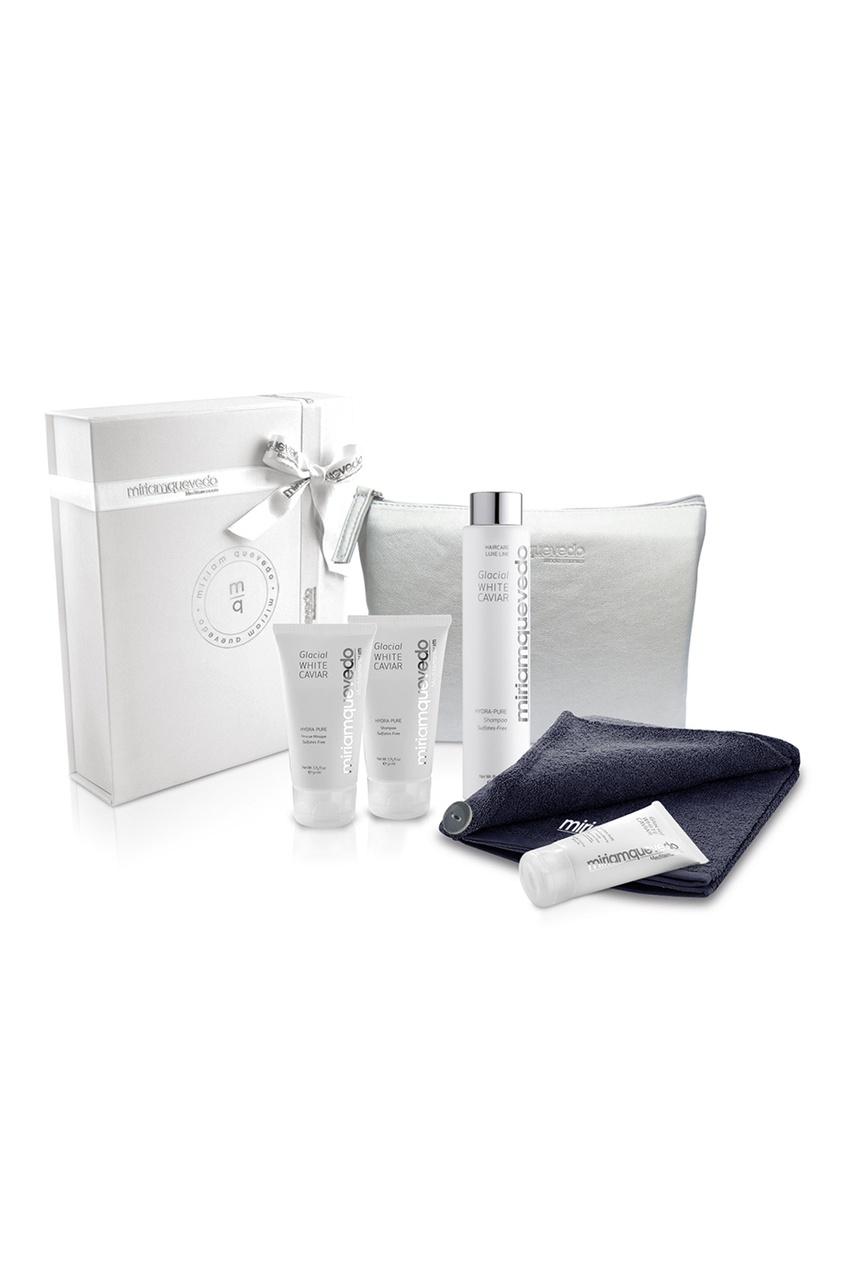 Набор для волос Glacial White Caviar Hydra-Pure Deluxe Kit