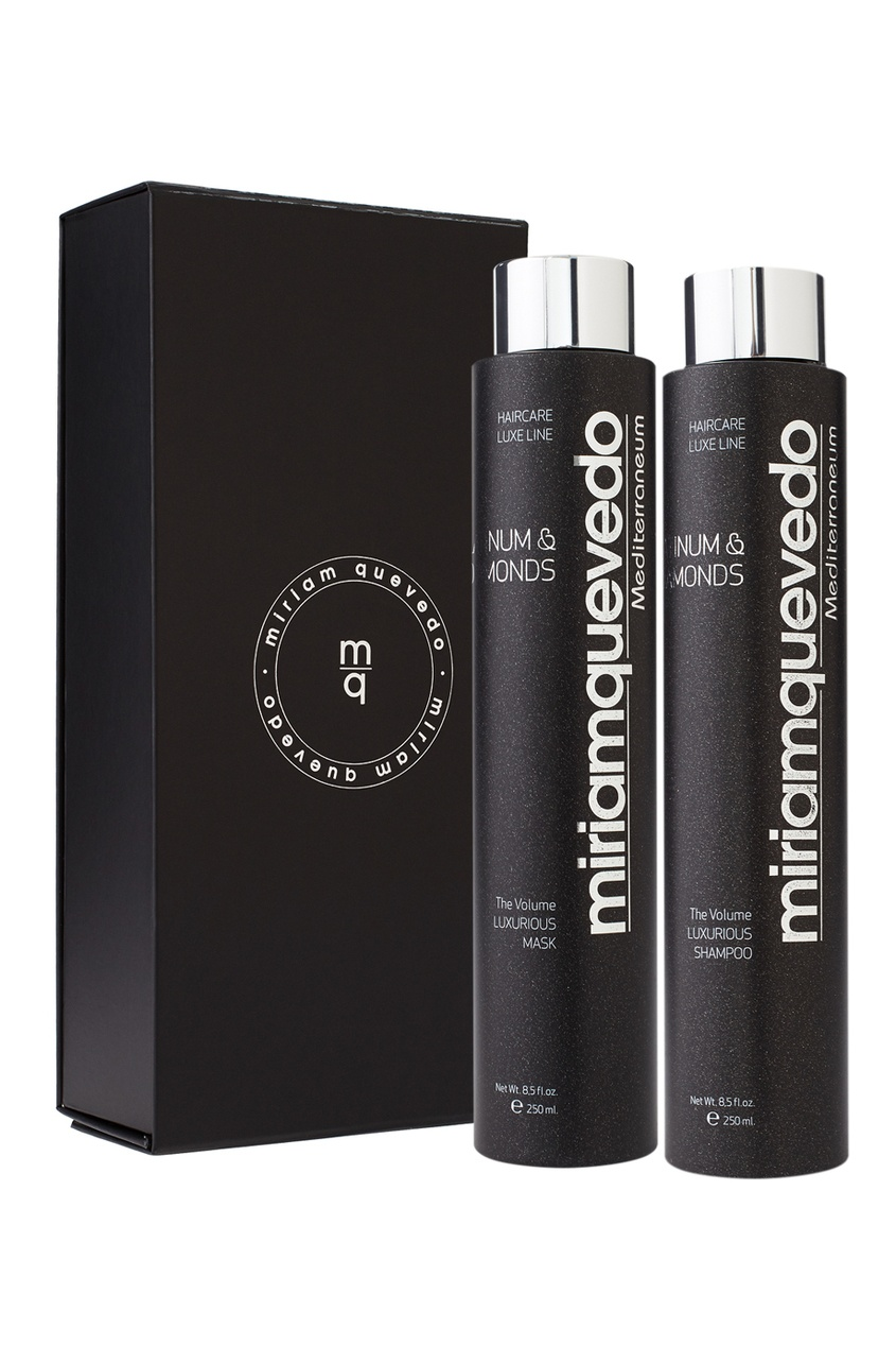Набор для объема волос Platinum&Diamonds Volume Indulgense Duo 2x250ml
