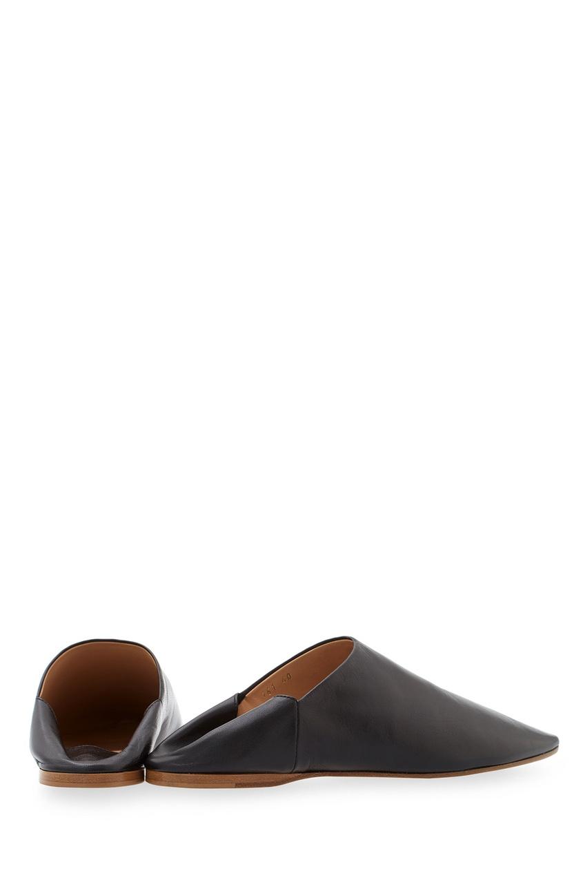 Кожаные туфли Amina