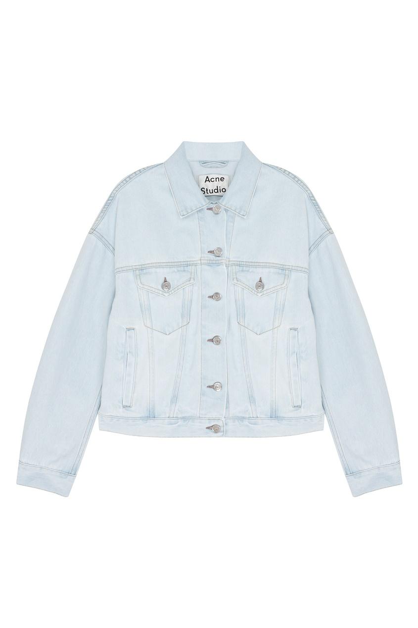 Куртка из денима Lab Bleach