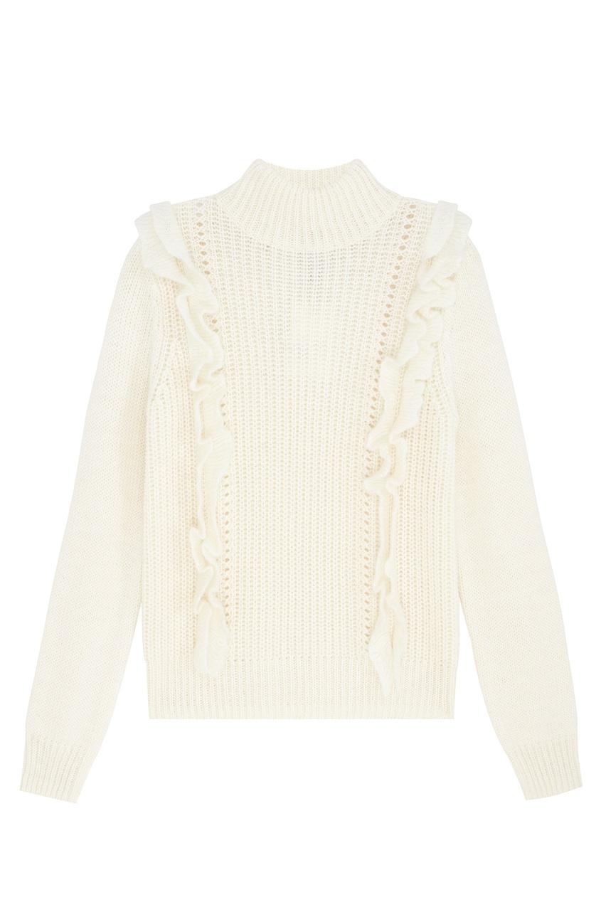 Шерстяной свитер Jirina