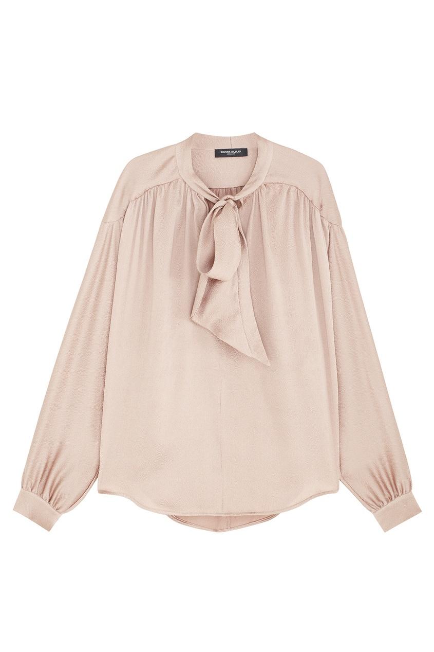 Шелковая блузка Miriam